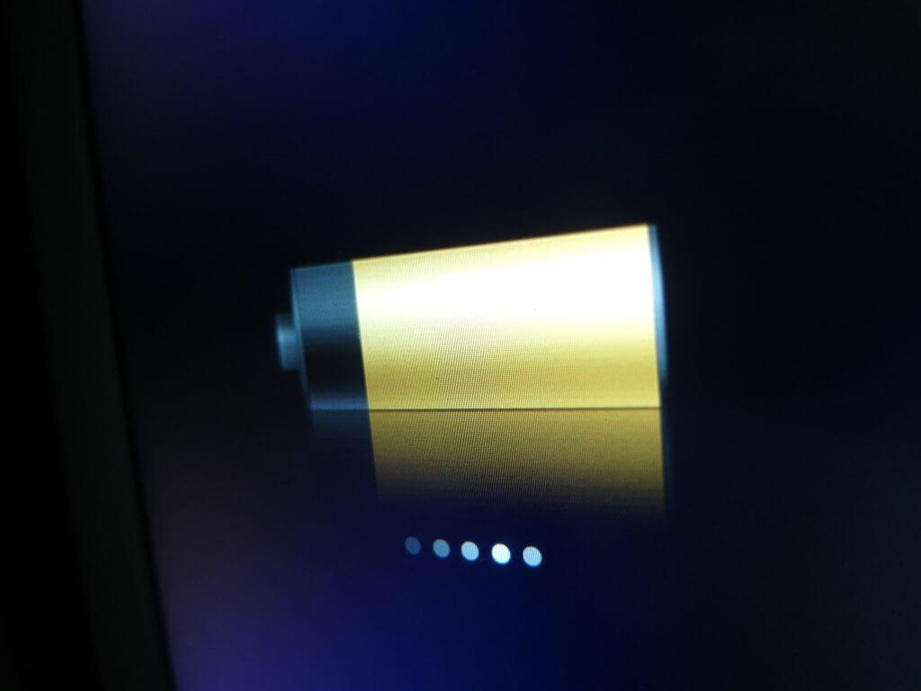 "Charging - Samsung Galaxy Tab 2 7"" (GT-P3110)"