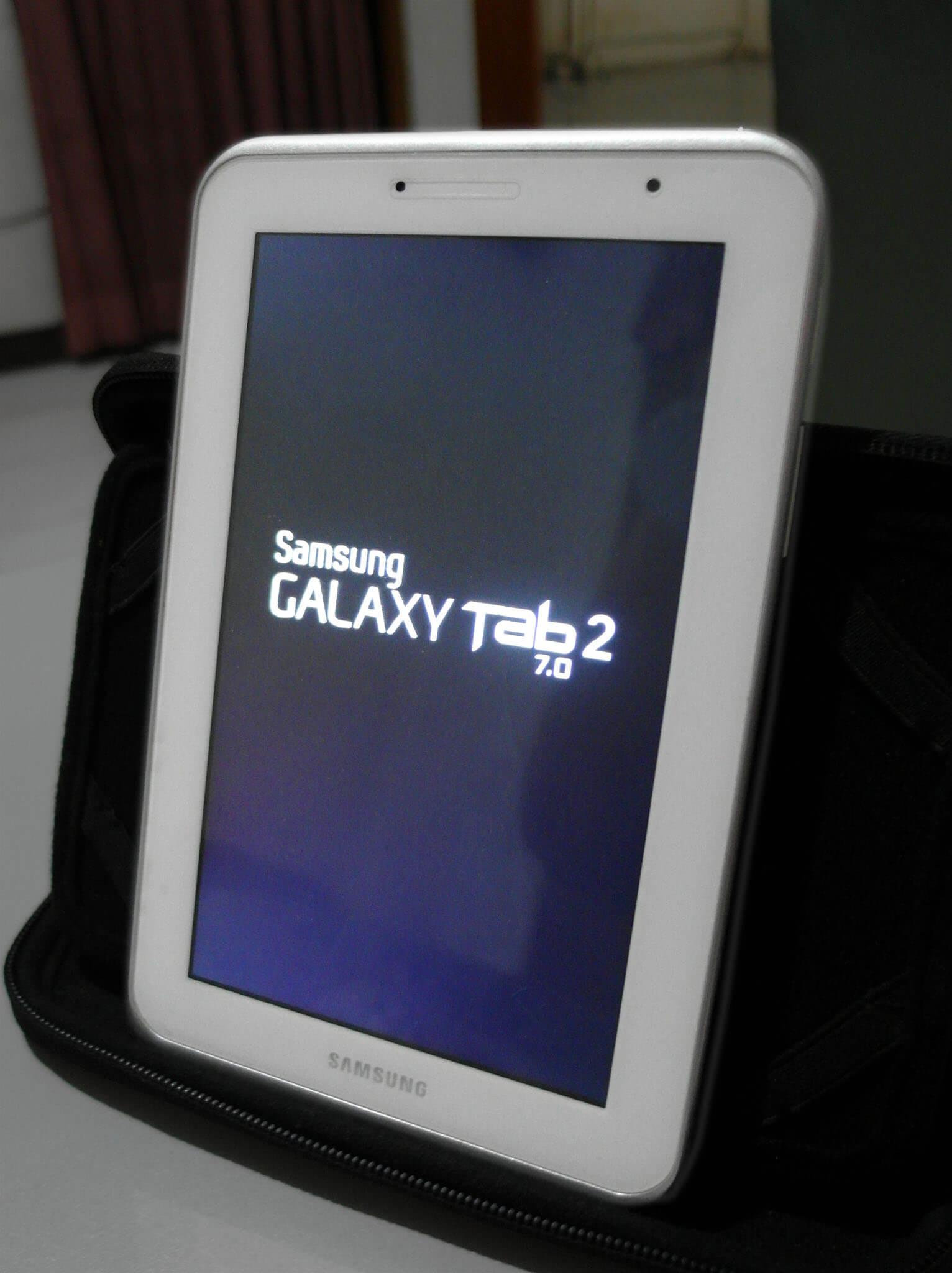 Samsung Galaxy Tab 2 70 Restart Terus Menerus O Oprak
