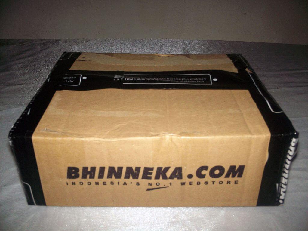 Paket pembelian Samsung Galaxy Tab 2 7.0 Wifi-only dari Bhinneka.com