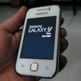 Samsung Galaxy Young restart terus-menerus (boot loop)