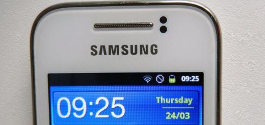 Samsung Galaxy Young CDMA tidak ada sinyal