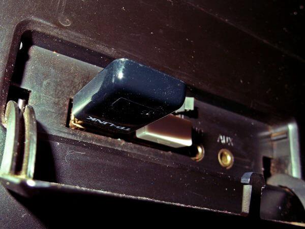 TP-Link TL-WN823N V1 - pasang di port USB