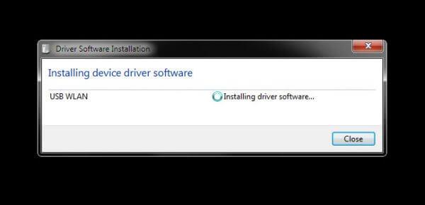 TP-Link TL-WN823N V1 - installing driver software