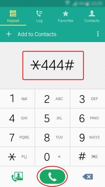 Registrasi Ulang Kartu SIM Prabayar - tekan *444# dan kontak